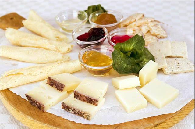 formaggi misti
